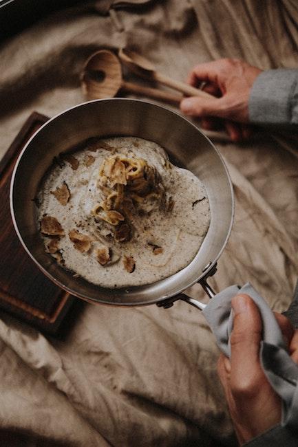 Pilze sammeln  scheurichweine