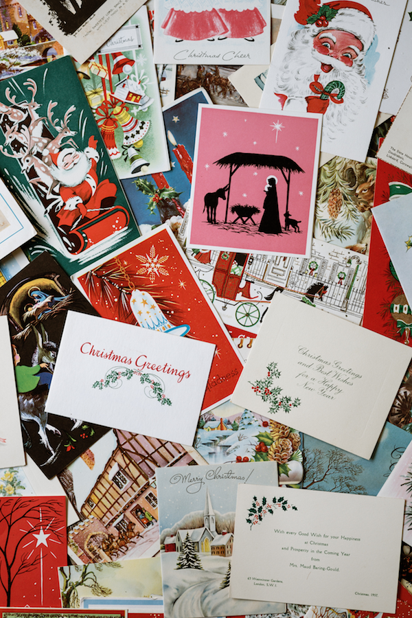 Weihnachtskarten selbst gestalten | rabattcoupon.com
