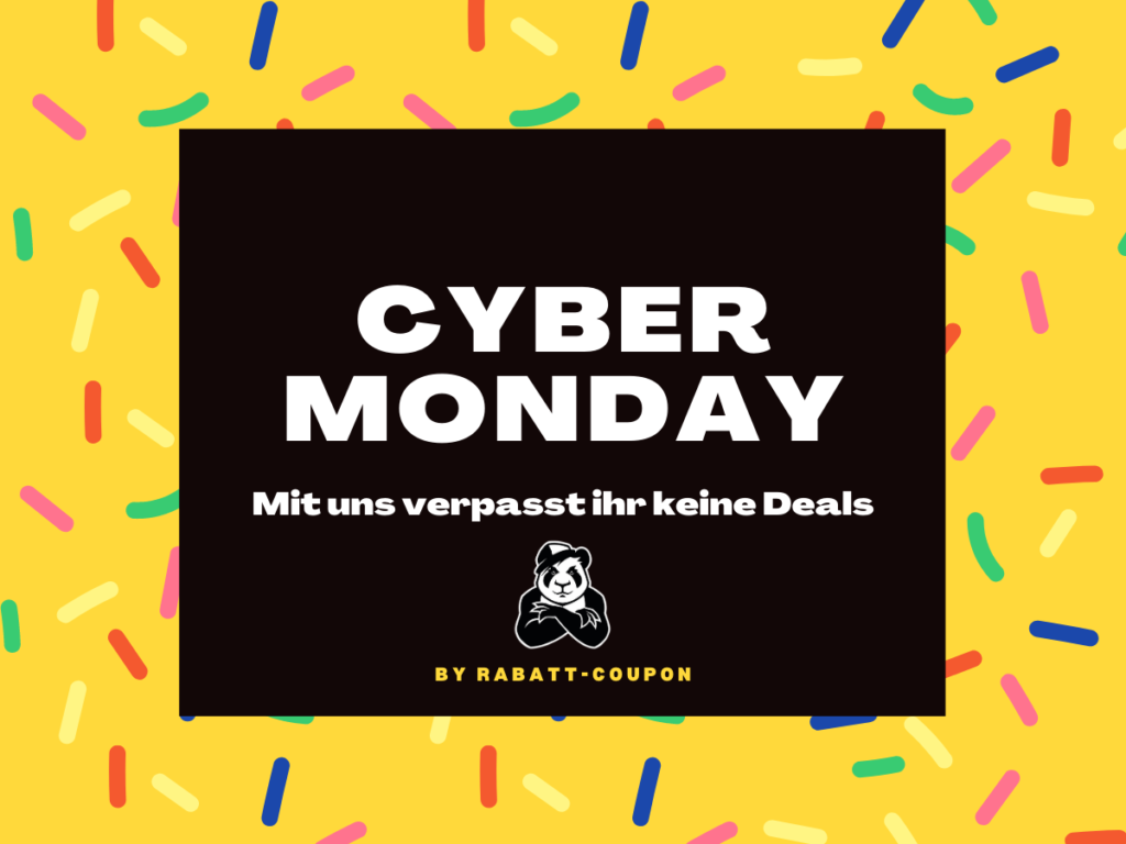 Cyber Monday Angebote 2020 | www.rabatt-coupon.com