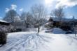 Garten im Winter | www.rabatt-coupon.com