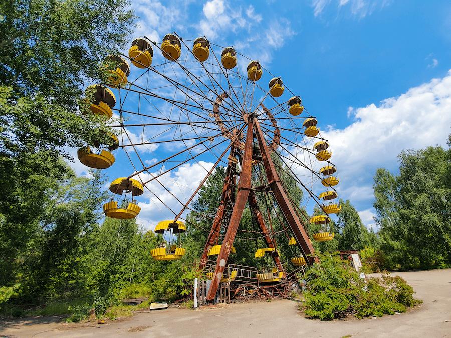 Tschernobyl Prypjat heute | www.rabatt-coupon.com