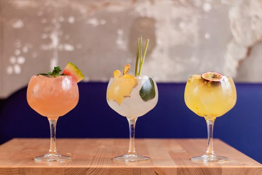 Cocktails selber machen | Cocktails mit Gin | www.rabatt-coupon.com