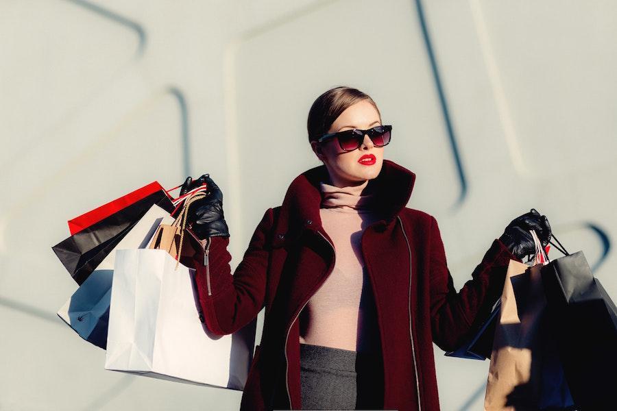 GLAMOUR Shopping Week   Mode online   Fashion Trends 2021   www.rabatt-coupon.com