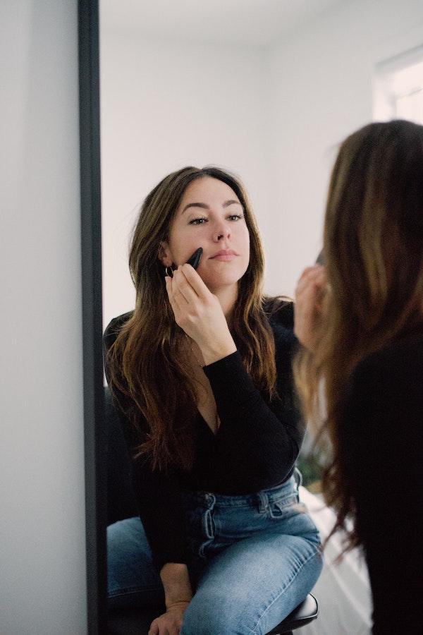 Gua Sha Anwendung   Gesichtsmassage lernen   Nivea Gutschein   www.rabatt-coupon.com