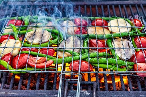 grillen low carb /Grillen Rezepte vegetarisch / www.rabatt-coupon.com