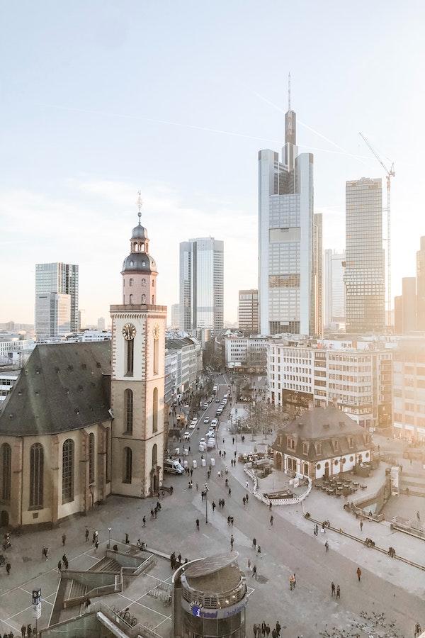 Ausflug Ideen | Frankfurt übers Wochenende | www.rabatt-coupon.com